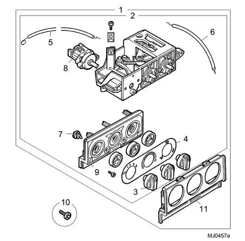 Cable - Temperature Control -U