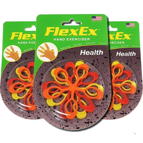 FlexEx® HEALTH Triple Pack