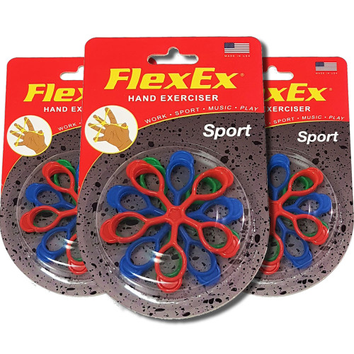 FlexEx® SPORT Triple Pack