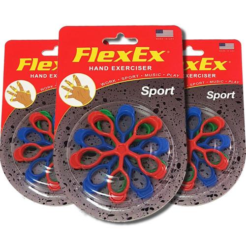 FlexEx® SPORT Triple Pack