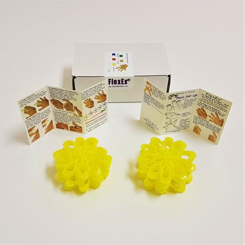20-Box FlexEx® Yellow (Light) Resistance