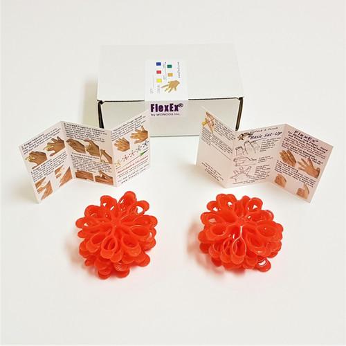 20-Box FlexEx® Red (Medium) Resistance