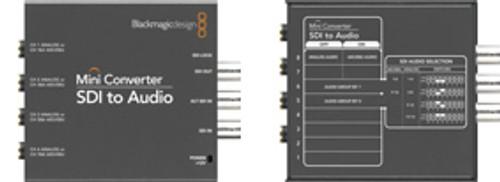 Mini Converter - SDI to Audio*