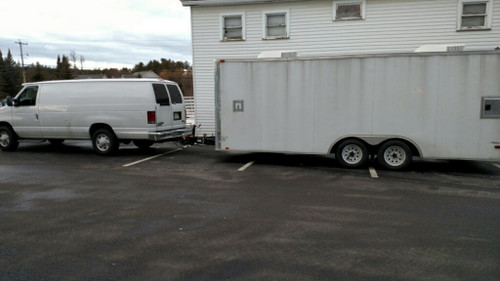 HD Production Trailer Rental