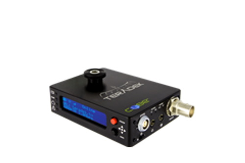 HD-SDI Decoder - Cube 306 - OLED Display, External USB Port and PoE