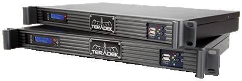 Slice Rack Mount HD-SDI H.264 Encoder (includes MPEG-TS)