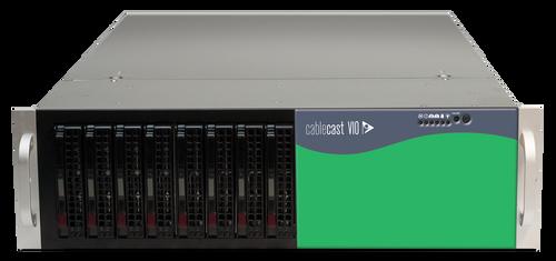 Cablecast VIO 4 Video Server - 10TB RAID5