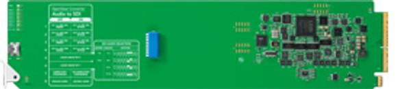 openGear Converter - Audio to SDI*