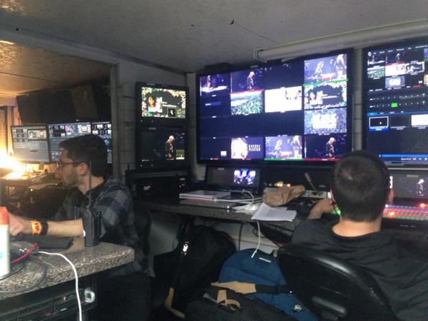 HD Production Trailer Rental