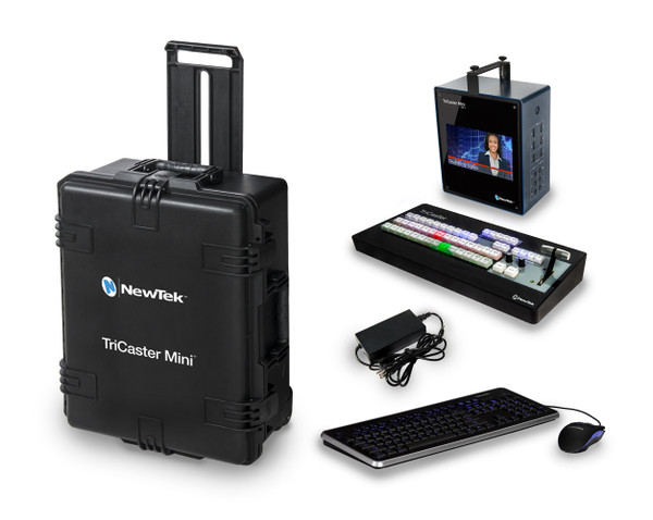 TriCaster Mini Bundle