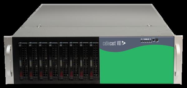 Cablecast VIO 2 Video Server - 10TB RAID5