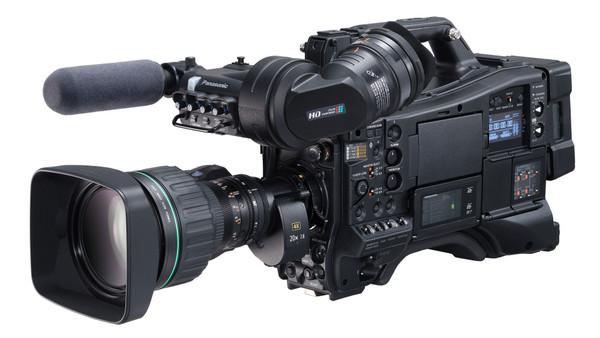 AJ-CX4000 4K HDR ENG Shoulder-Mount Camera
