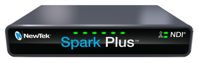 Spark Plus 4k HDMI to NDI converter