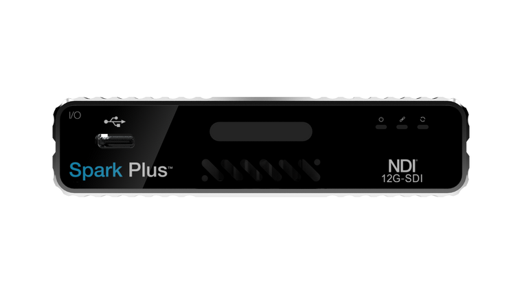 Spark™ Plus IO 12-G SDI Converter*