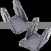 JEEP JK OFF-ROAD SINGLE LIGHT MOUNTING PILLAR BRACKETS (PAIR) (2007-2015)