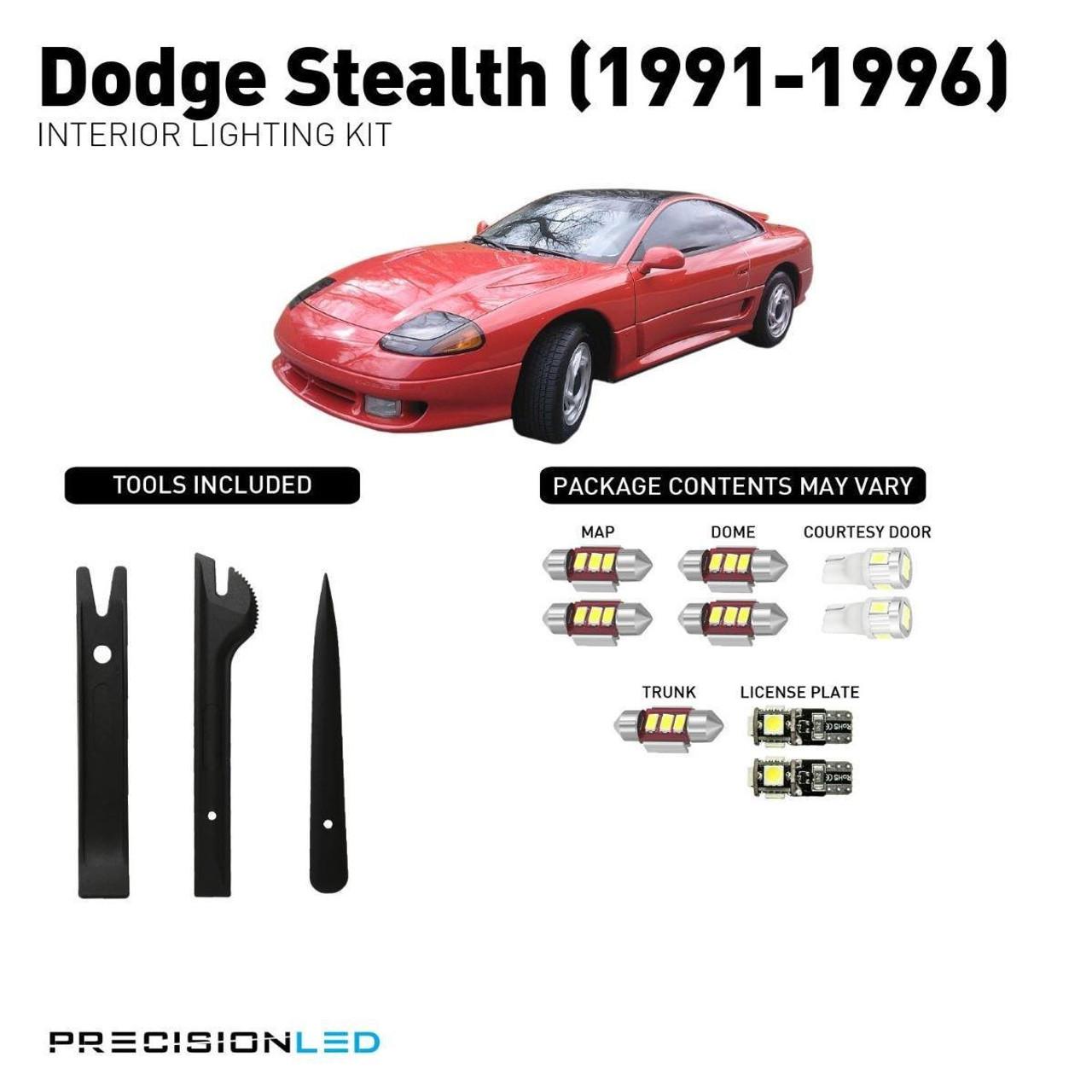 Dodge Stealth LED Interior Package (1991-1996)