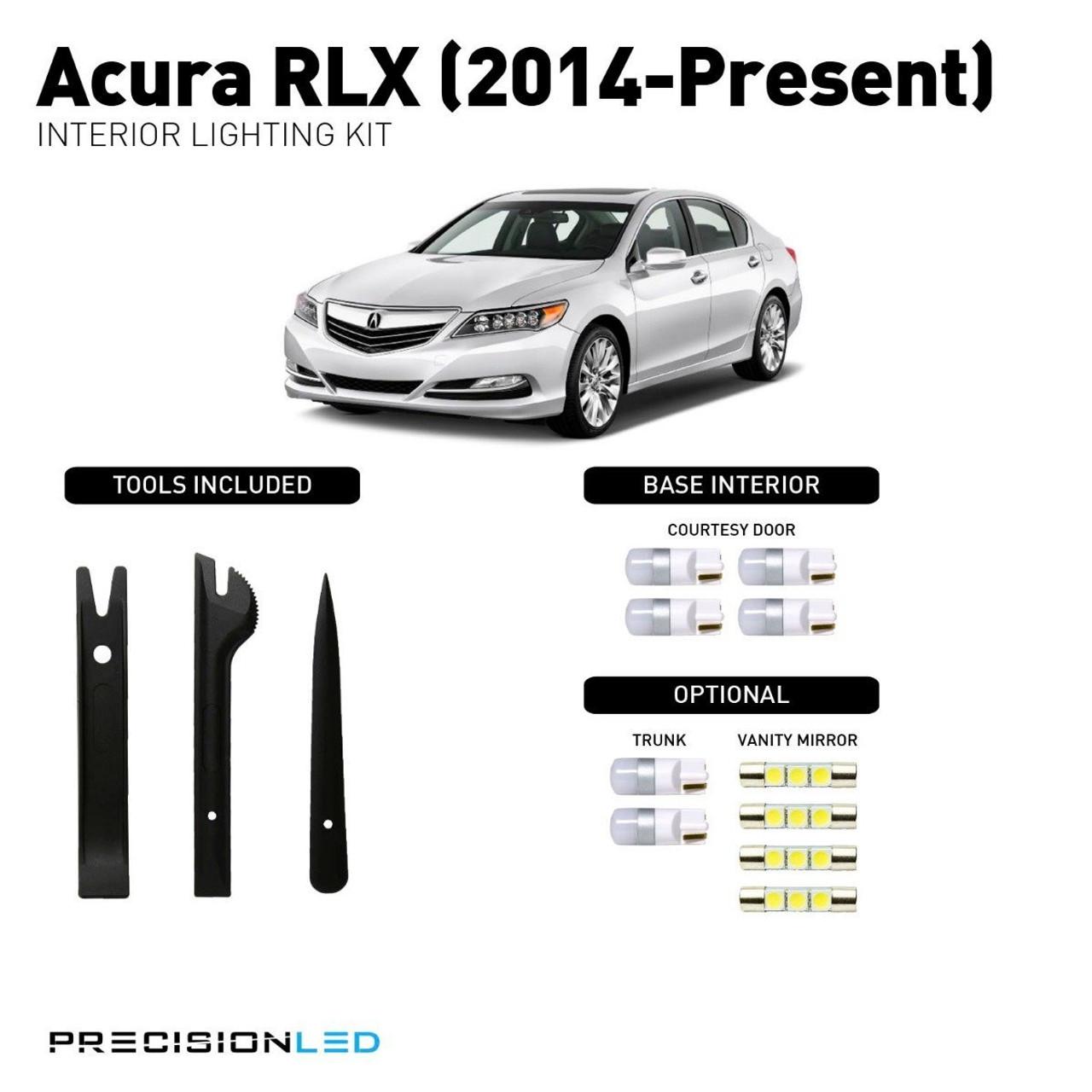 Acura RLX Premium LED Interior Package (2014-Present)