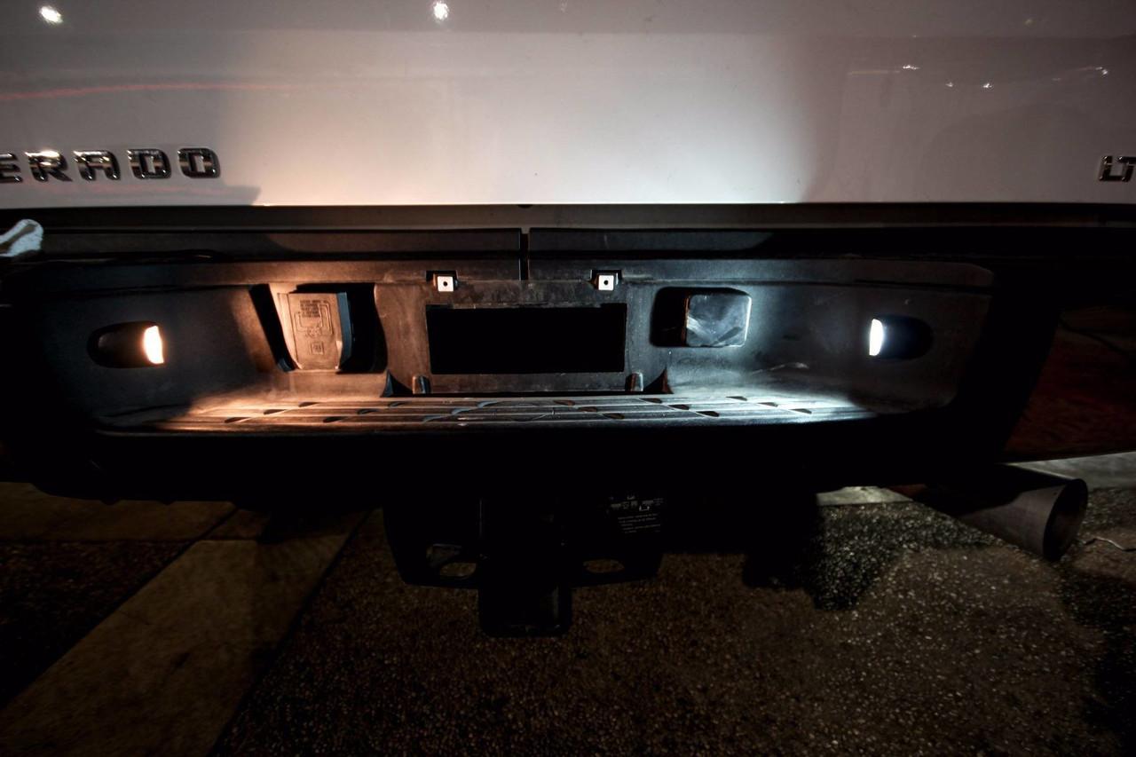 GMC Sierra Premium LED Interior Package (2007-2013)