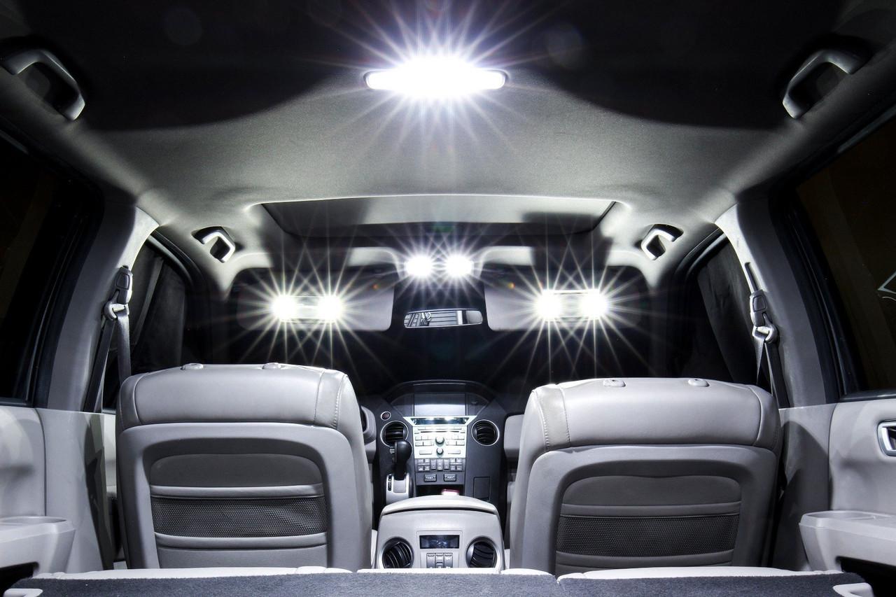 Honda Pilot Premium LED Interior Package (2009-Present)