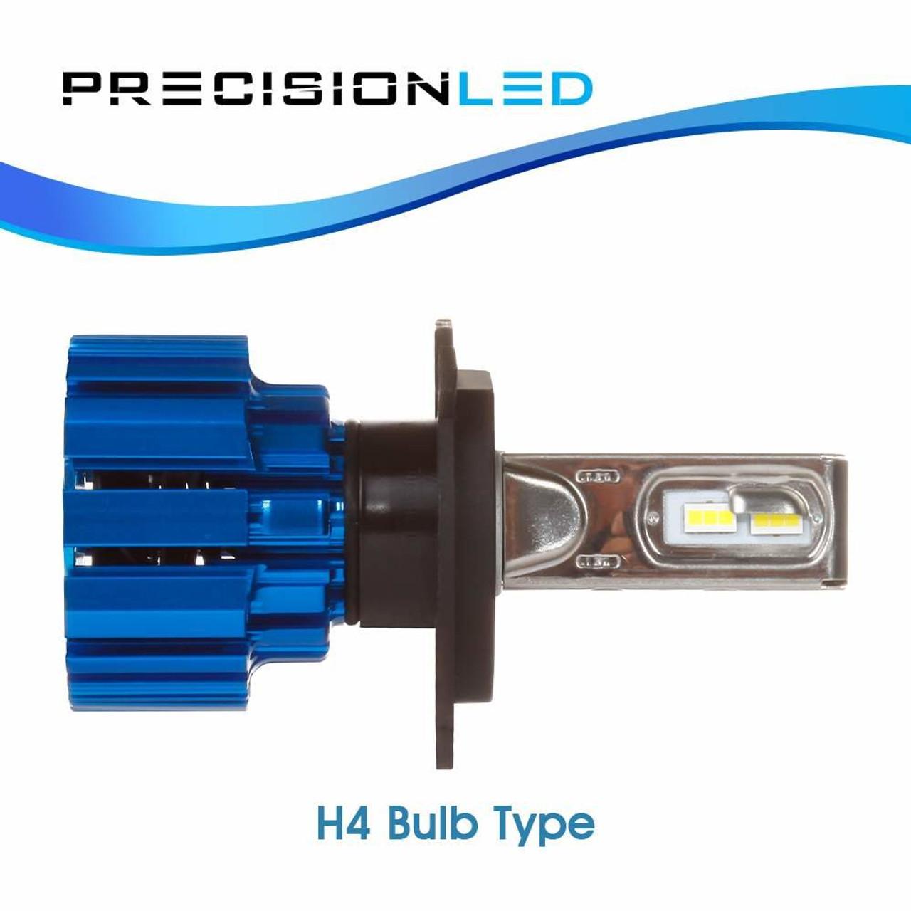 Hyundai Accent Hatch Premium LED Headlight Package 2015, 2014, 2013, 2012 | Hyundai Accent 2012 Headlight Bulb |  | PrecisionLED