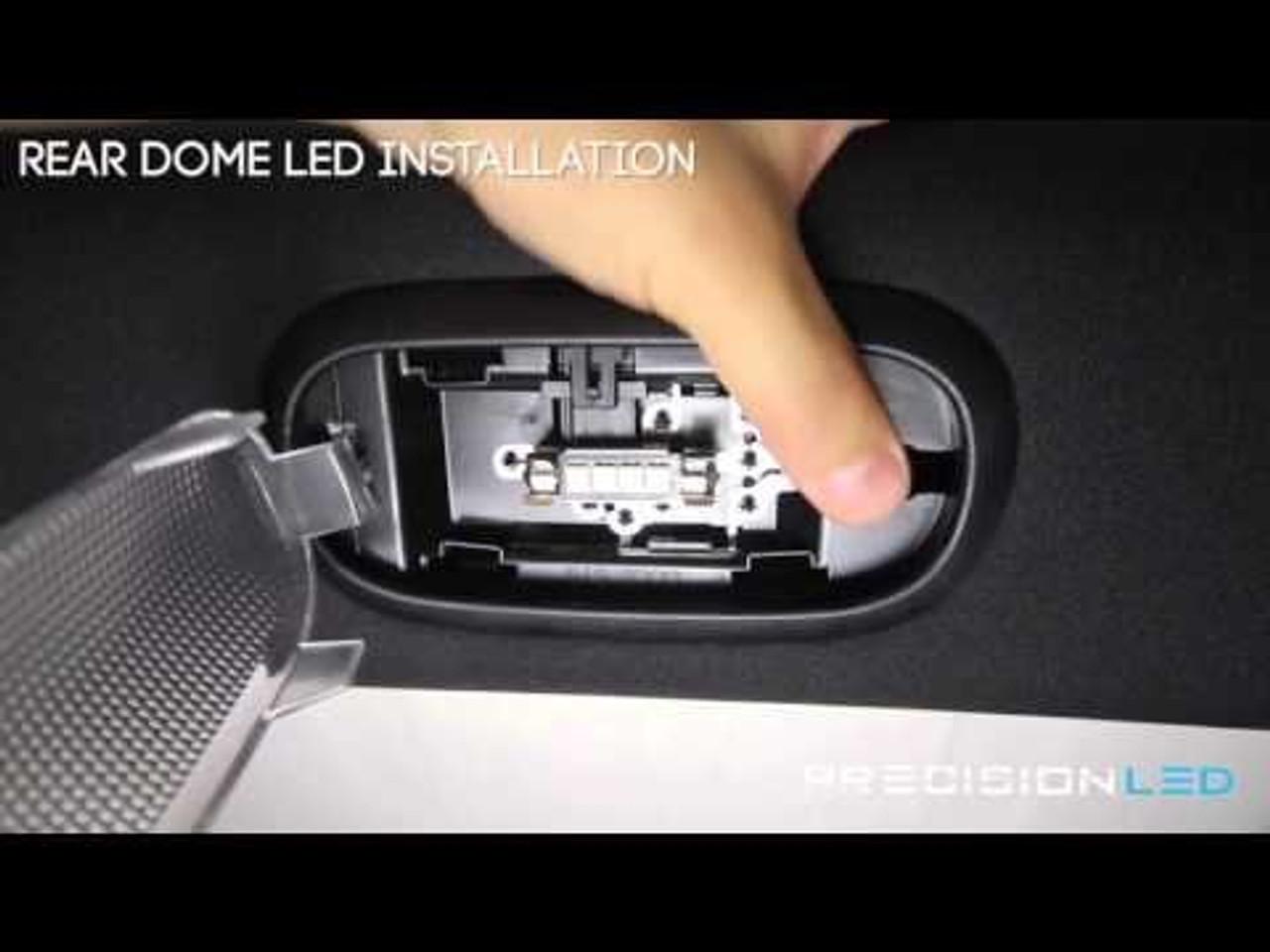 Jeep Wrangler JK 2-Door LED Backup Reverse Lights (2007-Present)