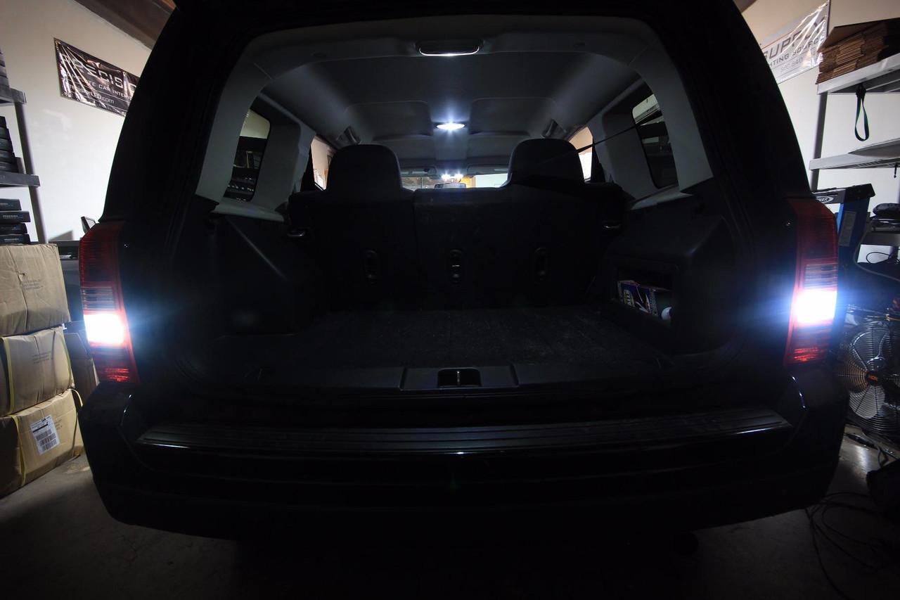 Jeep Patriot Premium LED Interior Package (2007-Present)