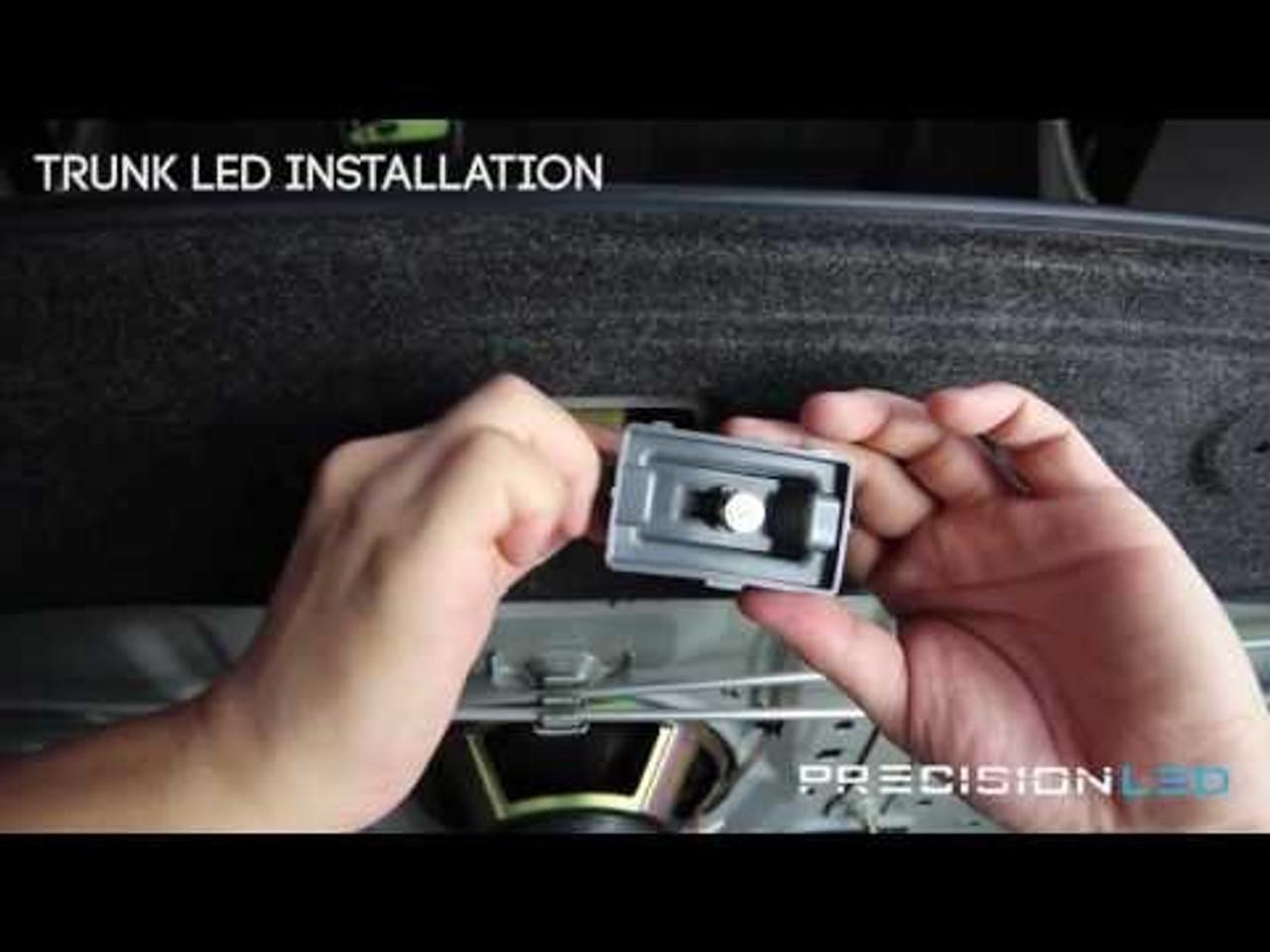 Lexus GS LED License Plate Lights (1998-2005)