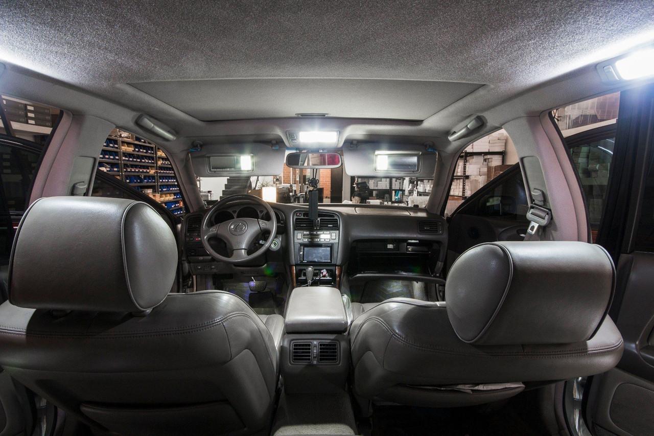 Lexus GS Premium LED Interior Package (1998-2005)