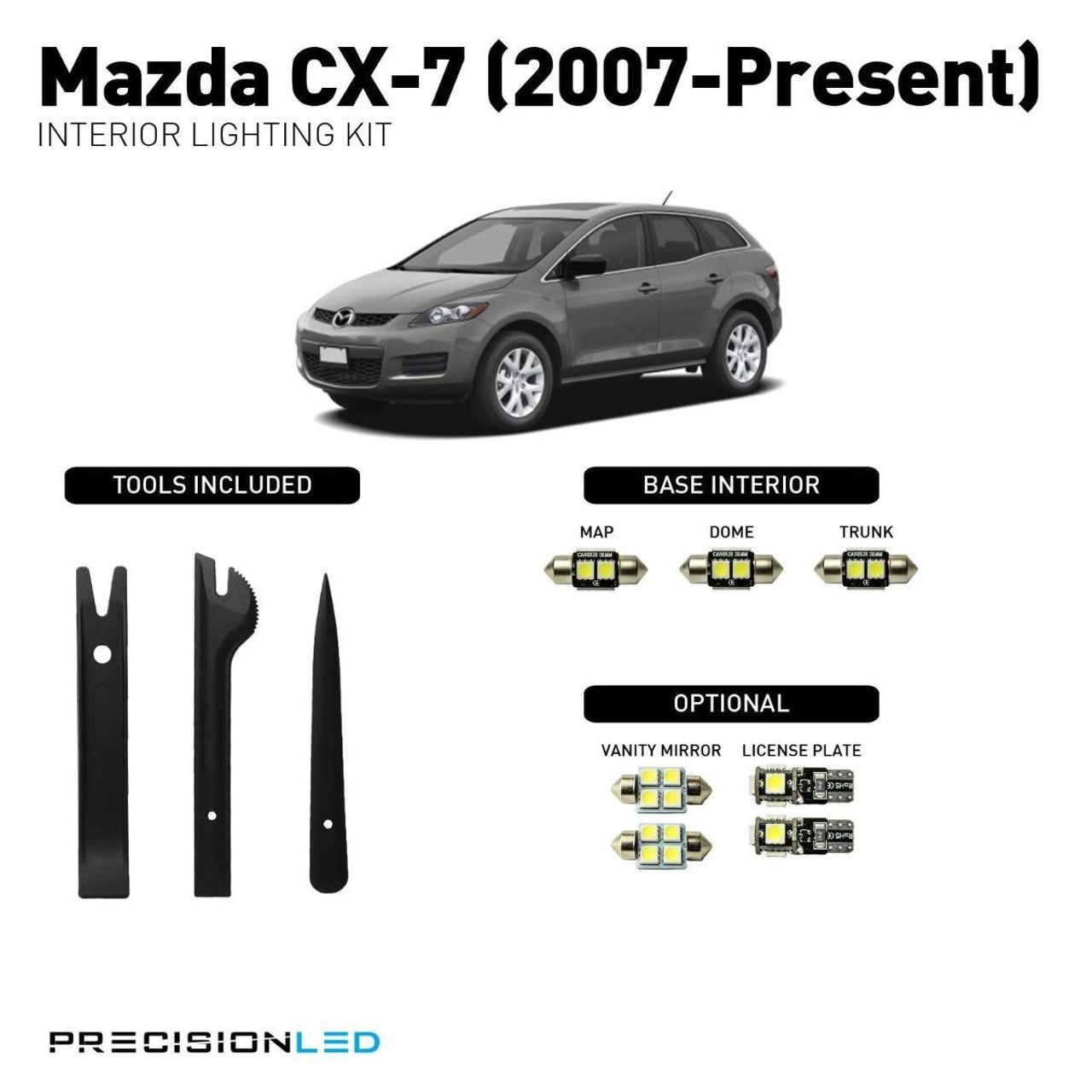 Mazda CX-7 LED Interior Package (2007-Present)