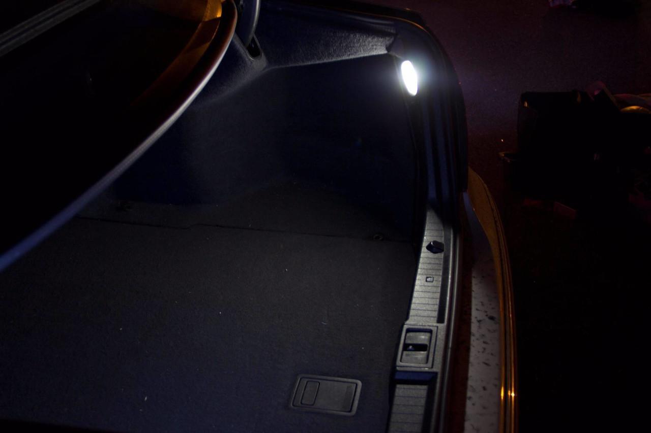Mercedes E-Class Premium LED Interior Package (2002-2008)