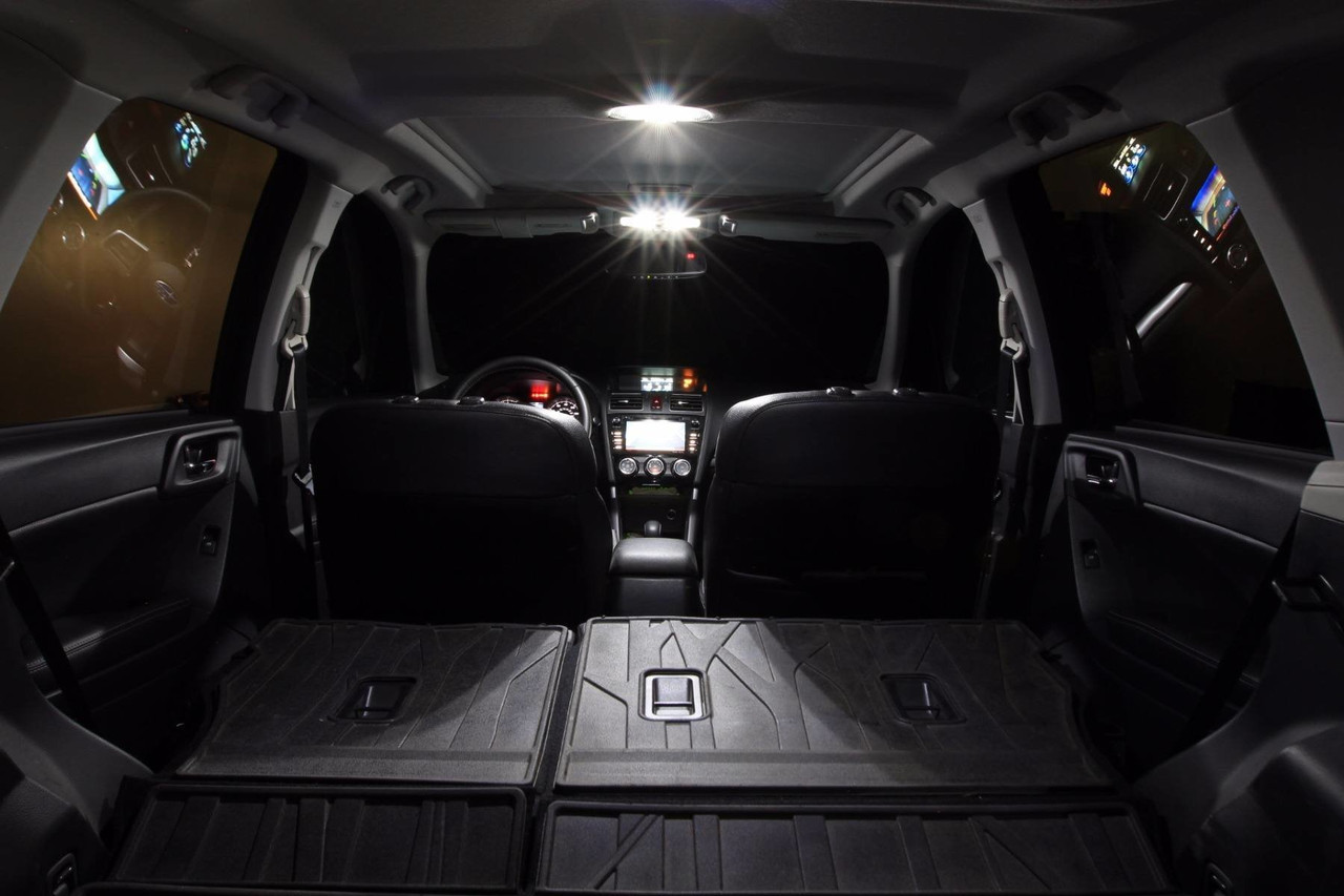 Subaru Forester LED Interior Package (2014-Present)