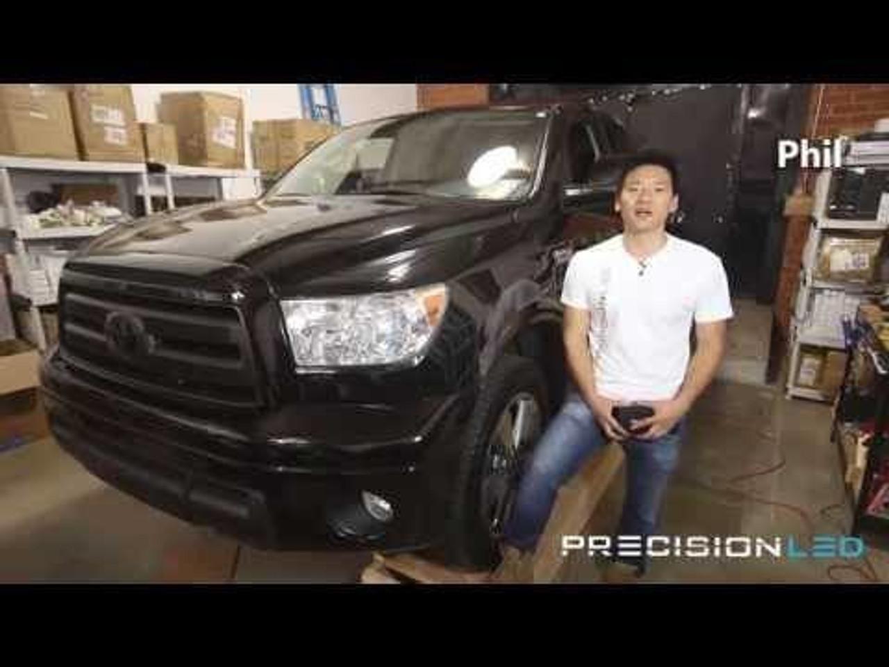 Toyota Tundra LED Truck Bed Lights (2014-Present)