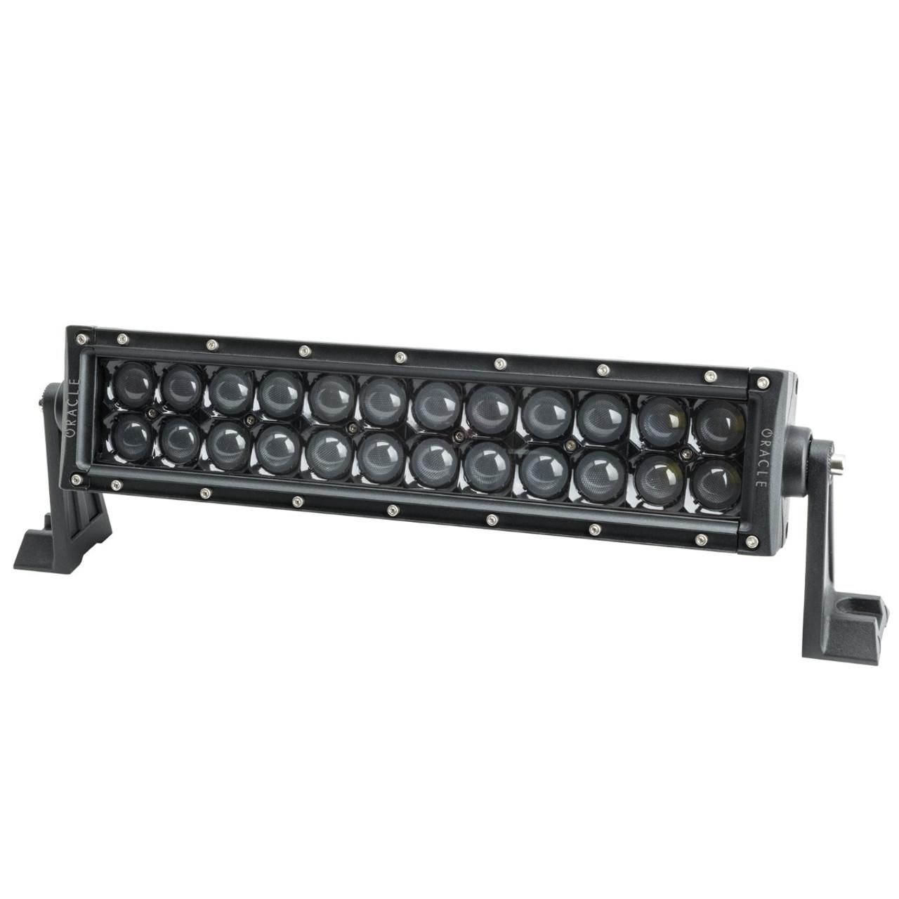 BLACK SERIES - 7D 13.5in 72W DUAL ROW LED LIGHT BAR