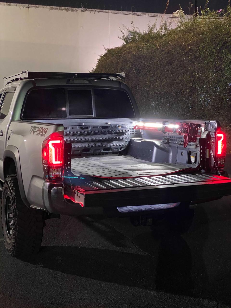 Tacoma Truck Bed - 1