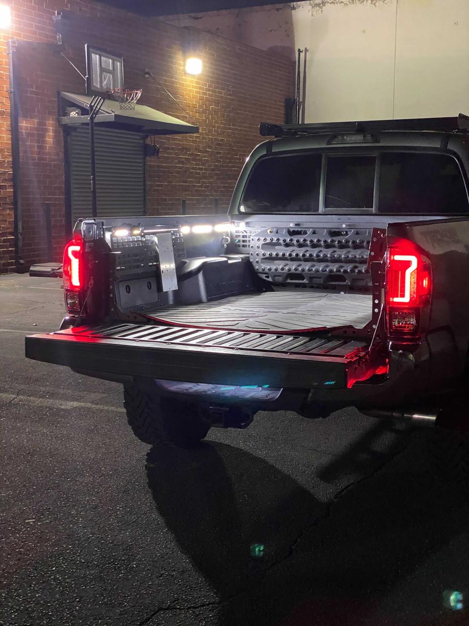 Tacoma Truck Bed - 2