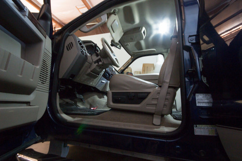 Ford F-250/350 LED Interior Package (2008-Present)