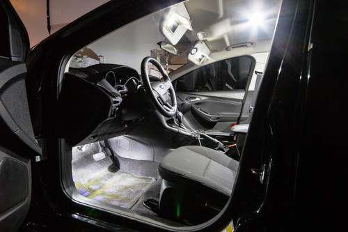 Ford Focus Hatch LED Interior Package (2012-Present)