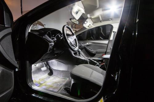 Ford Focus Hatch Premium LED Interior Package (2012-Present)