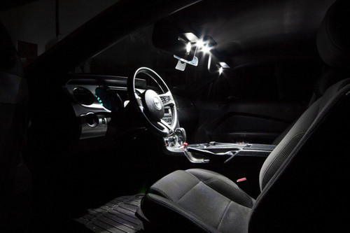 Ford Mustang Premium LED Interior Package (2005-2014)
