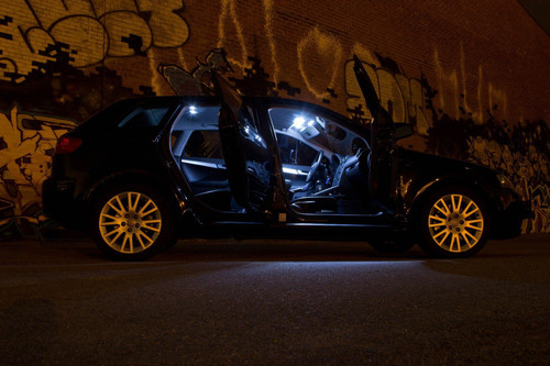 Audi A3 8P LED Interior Package (2006-2012)