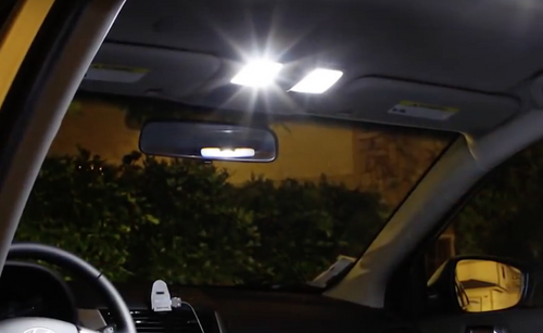 Hyundai Accent LED Interior Package (2012-Present)
