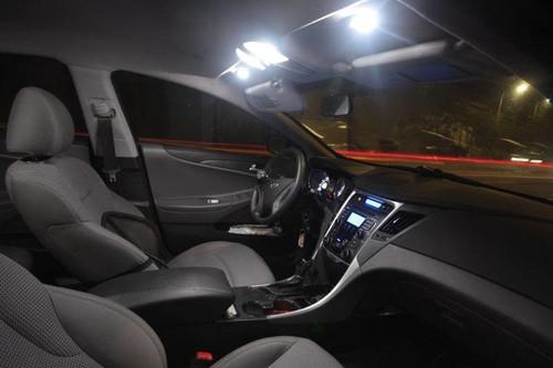Hyundai Sonata LED Interior Package (2011-2014)