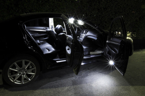 Infiniti G37 Sedan LED Interior Package (2008-Present)
