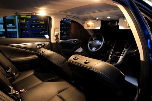 Infiniti Q50 LED Interior Package (2014-Present)