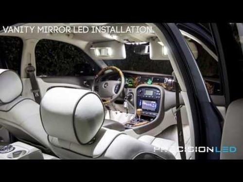 Jaguar S-Type Premium LED Interior Package (1999-2008)