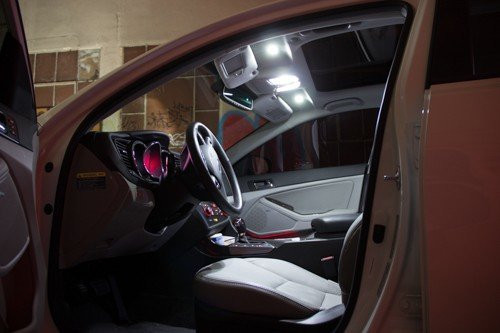 Kia Optima LED Interior Package (2016-Present)