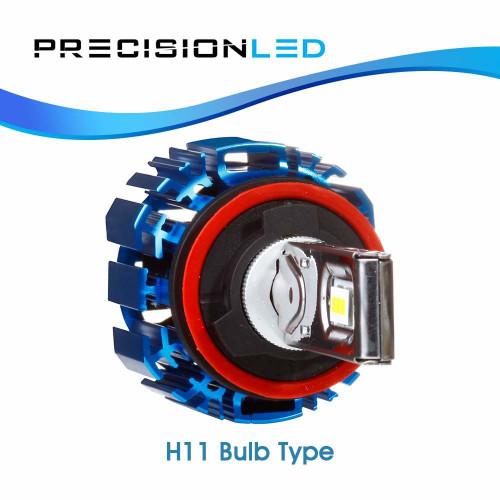 Kia Forte Hatch LED Premium Headlight package (2010 - 2013)