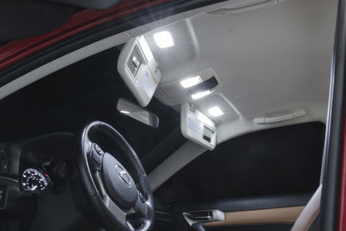Lexus CT LED Interior Package (2010-Present)