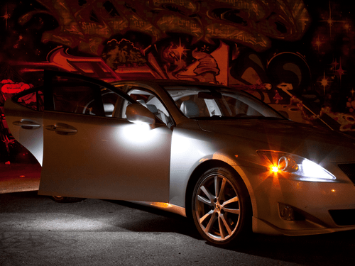 Lexus IS LED Interior Package (2006-2013)