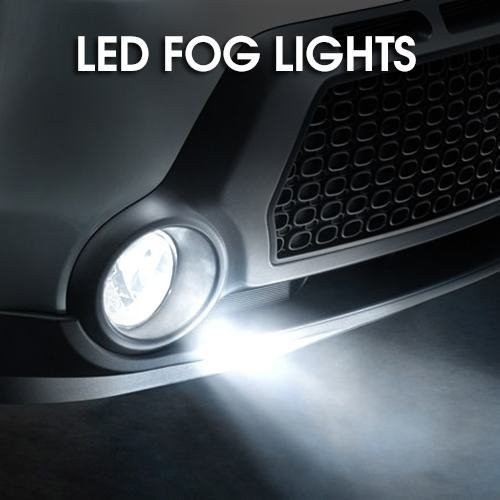 Lincoln MKS Premium Fog Light LED Package (2009-Present)